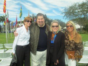 Jayne Malfitano, Jay and Lowell Van Vechtin and Mercedes Mottek