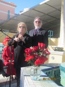 Yaaacov and Sue Heller