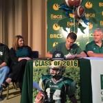 Ryan Rhoden signing with Jacksonville University