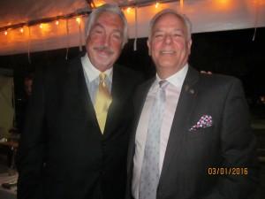 Armand Grossman and Jon Kaye