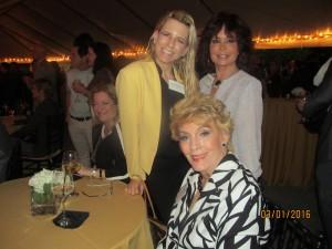 Yvonne Boice Zucars Margi Helschein and Wendy Baum