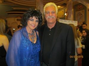 Diane Wagner and Gregory Hauptner