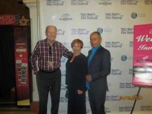 Bob Beasley and Sandi Solomon and Tony Luis
