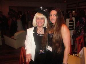 Charlotte Beasley and Adrienne Mazzone