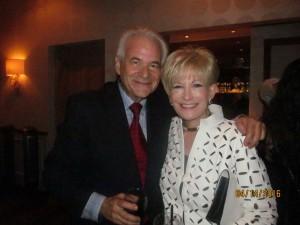 Jeff Davis and Rhonda Small