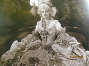 Marjorie Merriweather Post as Marie Antoinette