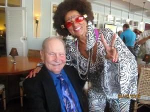 Bob Beasley and Maritza McIntyre