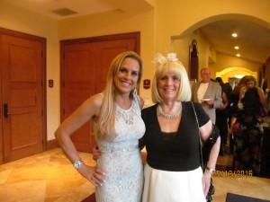 Karen Turk and Charlotte Beasley