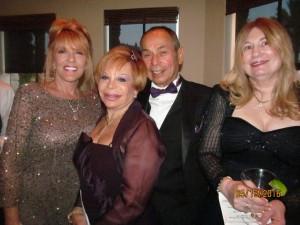 Kris Tadich, Sandi Solomon, Tony Luis and Evalyn David