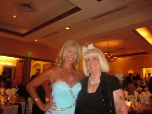 Pam Polani and Charlotte Beasley