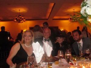 Bonnie and Jon Kaye, Marleen Forkas and Joey Marks