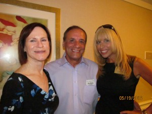 Patricia Roseboom, Don Miller and Pam Polani