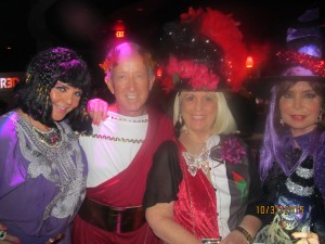 Halloween at Sakred Nite Club