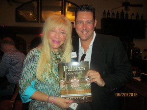 Interior Designer Perla Lichi and Jay Shapiro