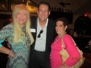 Perla Lichi, Jay Shapiro and Wendy Braverman