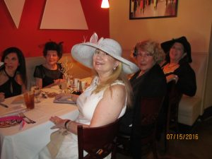 Birthday Diva, Evalyn David