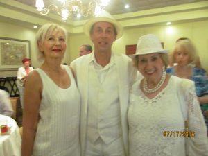 Mila Kiralova, Fabien Deguffroy and Marleen Forkas