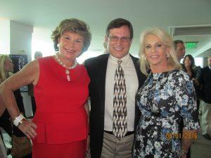 Arlene Herson, Allen Koonis and Bonnie Halperiin