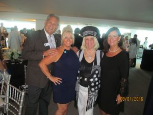 Bob Weinroth, Michelle Bellasari, Charlotte Beasley and Mayor Susan Haynie