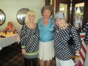 Charlotte Beasley, Arlene Herson and Marleen Forkas