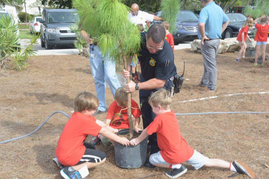Arbor Day Woodlands 2015
