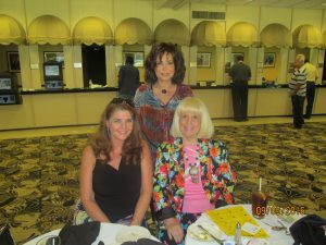 Wendy Baum, Diane Wagner and Charlotte Beasley