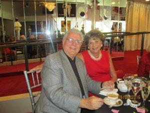 Al Zucaro and Arlene Herson
