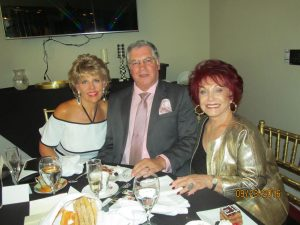 Carole and Howard Jacobs and Shari Upbin
