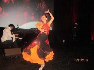 Danzzera Flamenco dancer, Edna Rodriguez
