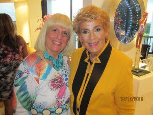 Charlotte Beasley and Yvonne Boice Zucaro