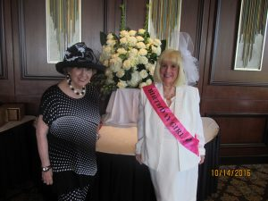 Marleen Forkas and Charlotte Beasley
