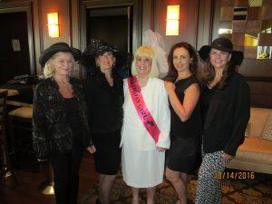 Carol Call, Leslie Ramblin, Charlotte Beasley, Dr. Maya Sarkaysian, and Diane Wagner