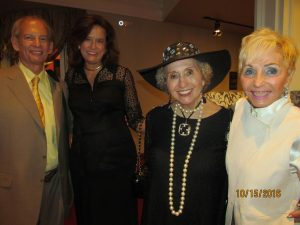 Mark Swillinger, Carol Bouchard, Marleen Forkas and Marilyn Swillenger