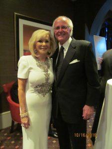 Marilyn Weinberg and Warren Orlando