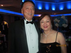 Howard and Evelyn Tai of Uncle Tai's