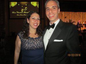 Bella and Scott Singer