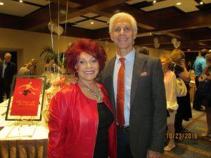 Shari Upbin and Steven Caras, formerly of the New York City Ballet