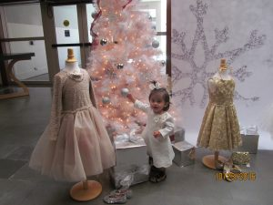A future Ballerina, Little Tori