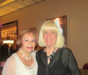 Sandi Solomon and Charlotte Beasley