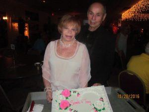 Sandi Solomon and Tony Luis