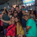 SoBe Seafood Fest - Everybody party!