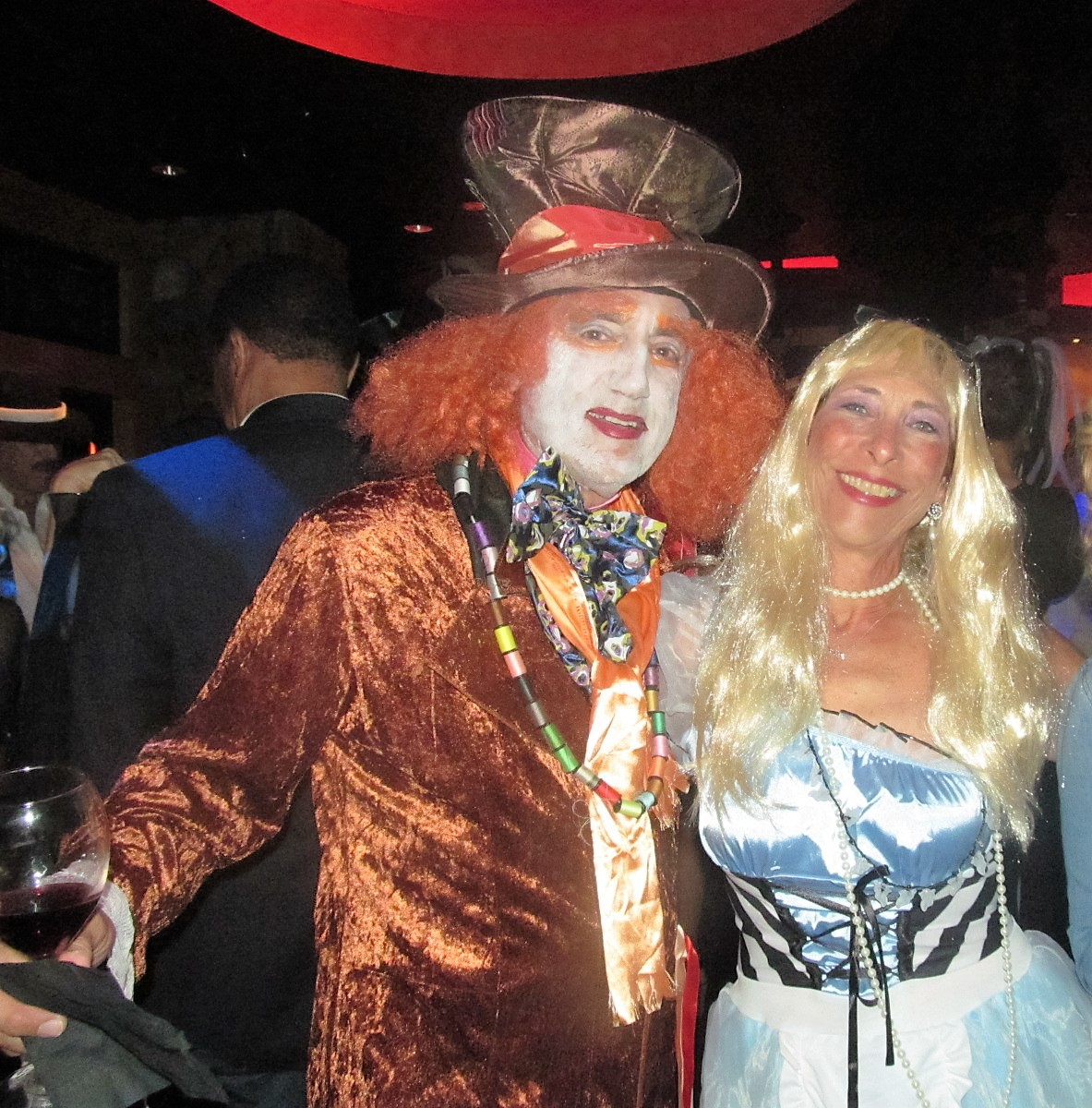 Halloween Party at Blue Martini - Boca Raton News Most Reliable ...