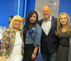 Charlotte Beasley, Marilyn Corey, Randy Colman and Rene Stern