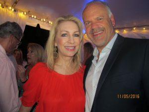 Ingrid Fulmer and Randy Colman