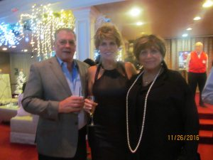 Howard and Carol Jacobs and Marilyn Wick