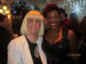 Charlotte Beasley and Sister Act Star, Patrece Bloomfield