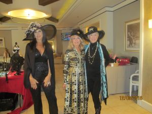 Black Hat Contest Finalists, Evelyn Bieber, Louise Cammerota and Sabina Fata