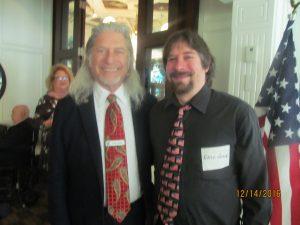 David Goldstein and Eric Golub