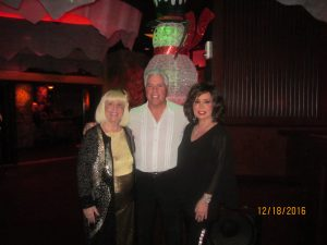 Charlotte Beasley, Steve Fox and Wendy Baum