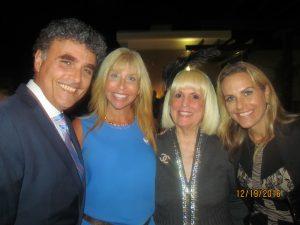 Nisan Mosery, Pam Polani, Charlotte Beasley and Karen Turk